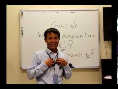 Asian Americans Try To Speak Their Native Language - YouTube